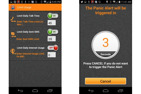 اپلیکیشن کنترل کننده کودک PhoneSheriff