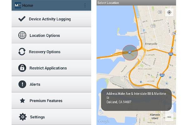 اپلیکیشن نظارت بر کودک ورژن 7 Mobile Spy Basic