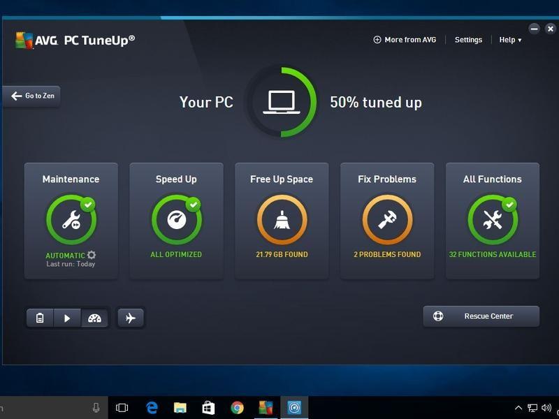 آنتی ویروس ای وی جی AVG Ultimate