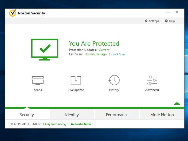 آنتی ویروس نورتون Norton Security Deluxe 2018