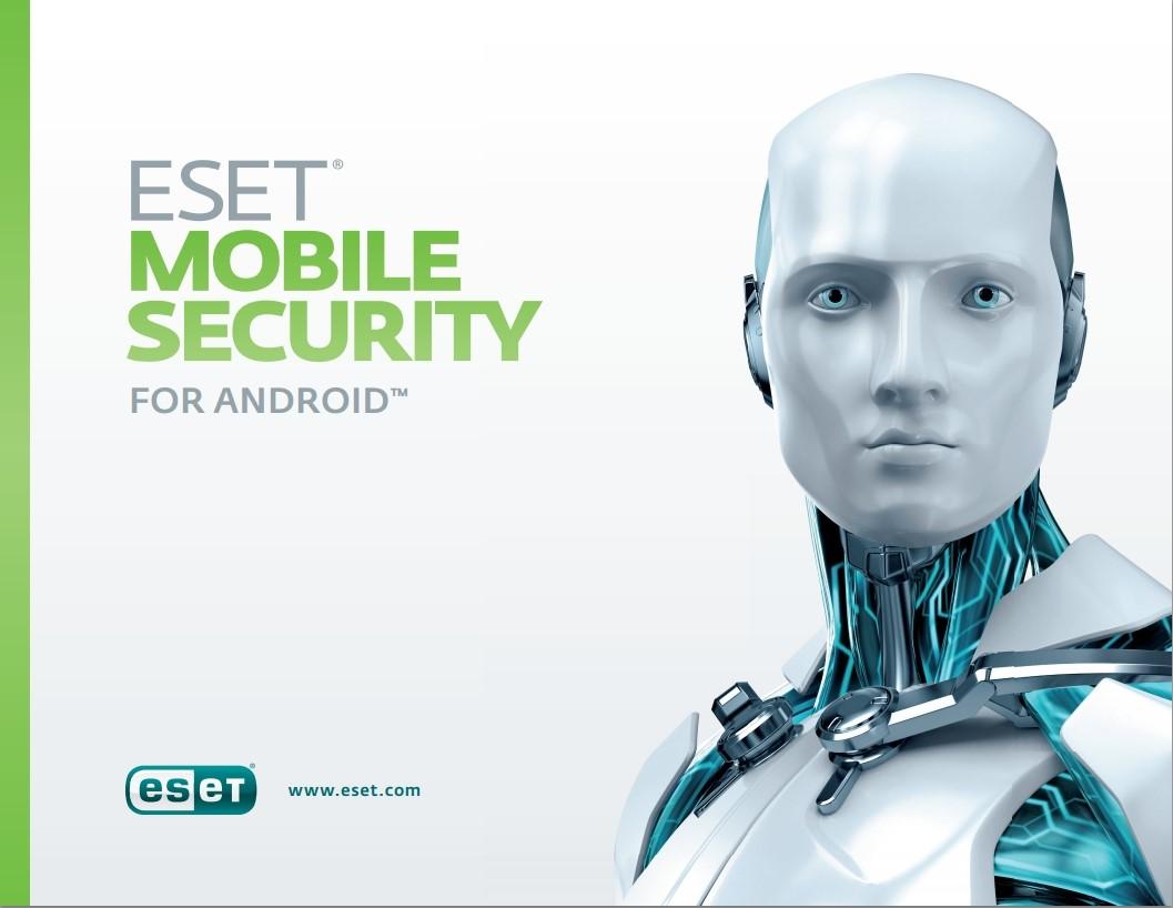 آنتی ویروس موبایل ESET