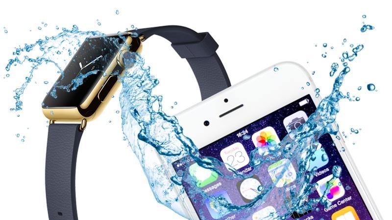 باید و نبایدهای رفتار با گوشی یا ساعت هوشمند خیس