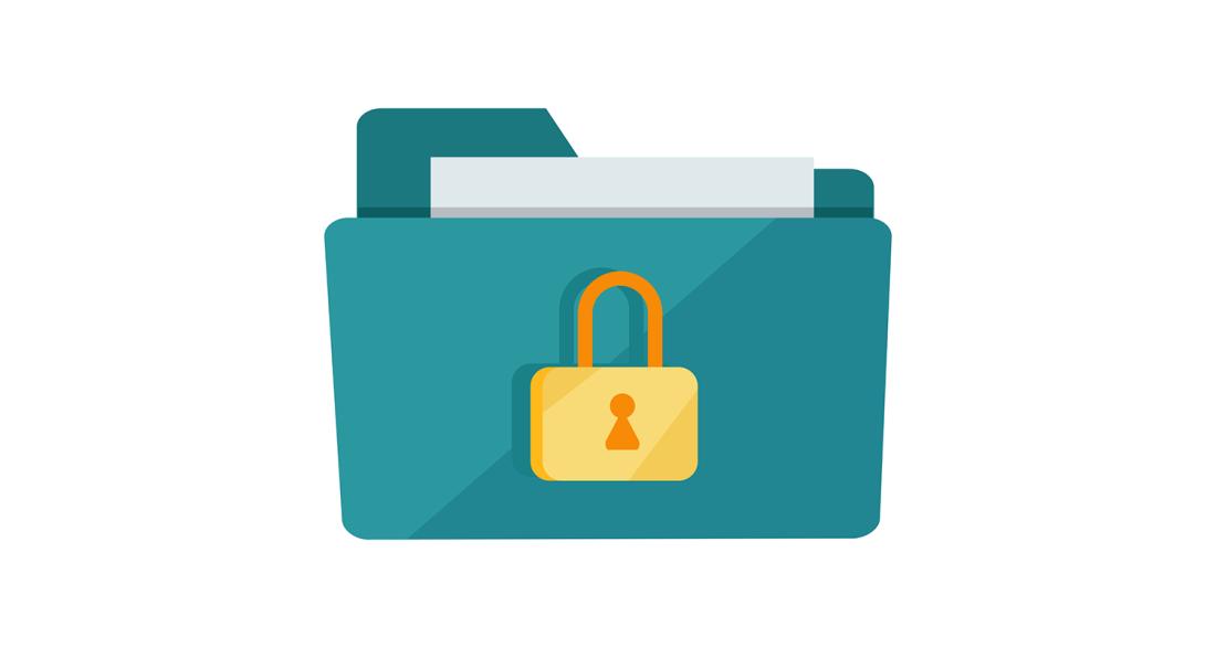 رمز گذاری فایل های ویندوز